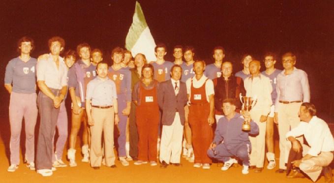 Al torneo parteciperà anche Antonio Scilipoti, cresciuto pallavolisticamente a Milazzo, in quel momento con il Palermo di Fabio Rocca. L'allenatore è Franco Anderlini coadiuvato da Mimmo Brignole.