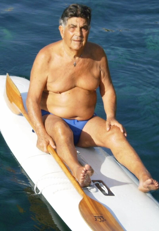 """Carmelo Bonvegna - Ferroviere in pensione ed escursionista """"meno giovane"""" a oggi: 79 anni, sicuramente ben portati. Veni, vidi, escursioni: conosciuto ieri e oggi (27/09) pronto a partire.-PICCATUCAAREMACONTRUNIFACEVAIRIARRERI-"""
