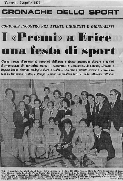 1976- 9 apr. ERICE