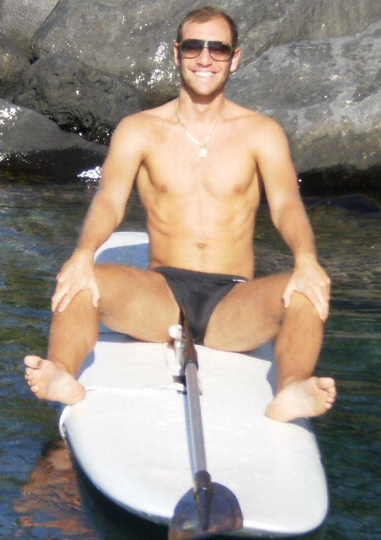 Federico Salvo - Corso H 2003/2008 - In atto LETTERE MODERNE - Pensavo che l'avesse fatta nel 2005, ma in realtà l'avevamo sospesa a causa del mare mosso. La bellissima giornata settembrina stavolta è stata favorevole! - LOVERUSSIA -