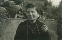 Nonna Giulietta, mamma di Alfredo