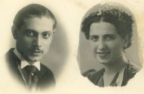 Papà e mamma prima del matrimonio