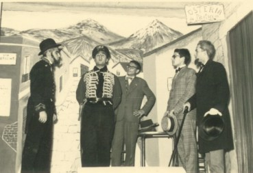 Gerardo Gulisano – Cristaudo – Italo Rapisarda – Enzo De Maio – Aldo Garozzo
