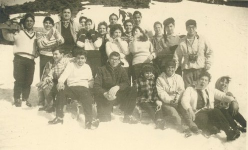 Una domenica sull'Etna con gli amici di San Giuseppe