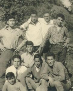 Enzo De Maio, Emilio Montalto, Italo Rapisarda, Saverio Maggio, Natale Crisci, ??, Cesare Sorbello, ?? - 2 MAGGIO