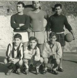 Giovanni Minuto – Natale Messina – Nino Pecorino – Alberto Raimondo – Minuto II – Tano Gioeni