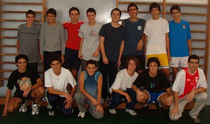 PALLAVOLO SCUOLA 2004